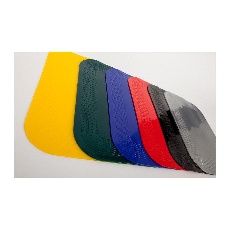 rutschfeste unterlage 25cm x 18cm in verschiedenen farben. Black Bedroom Furniture Sets. Home Design Ideas
